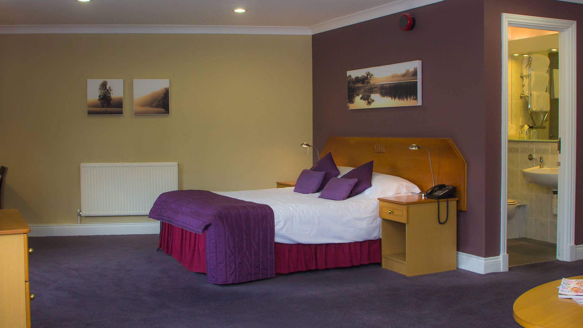 Stay at The Warwickshire Image
