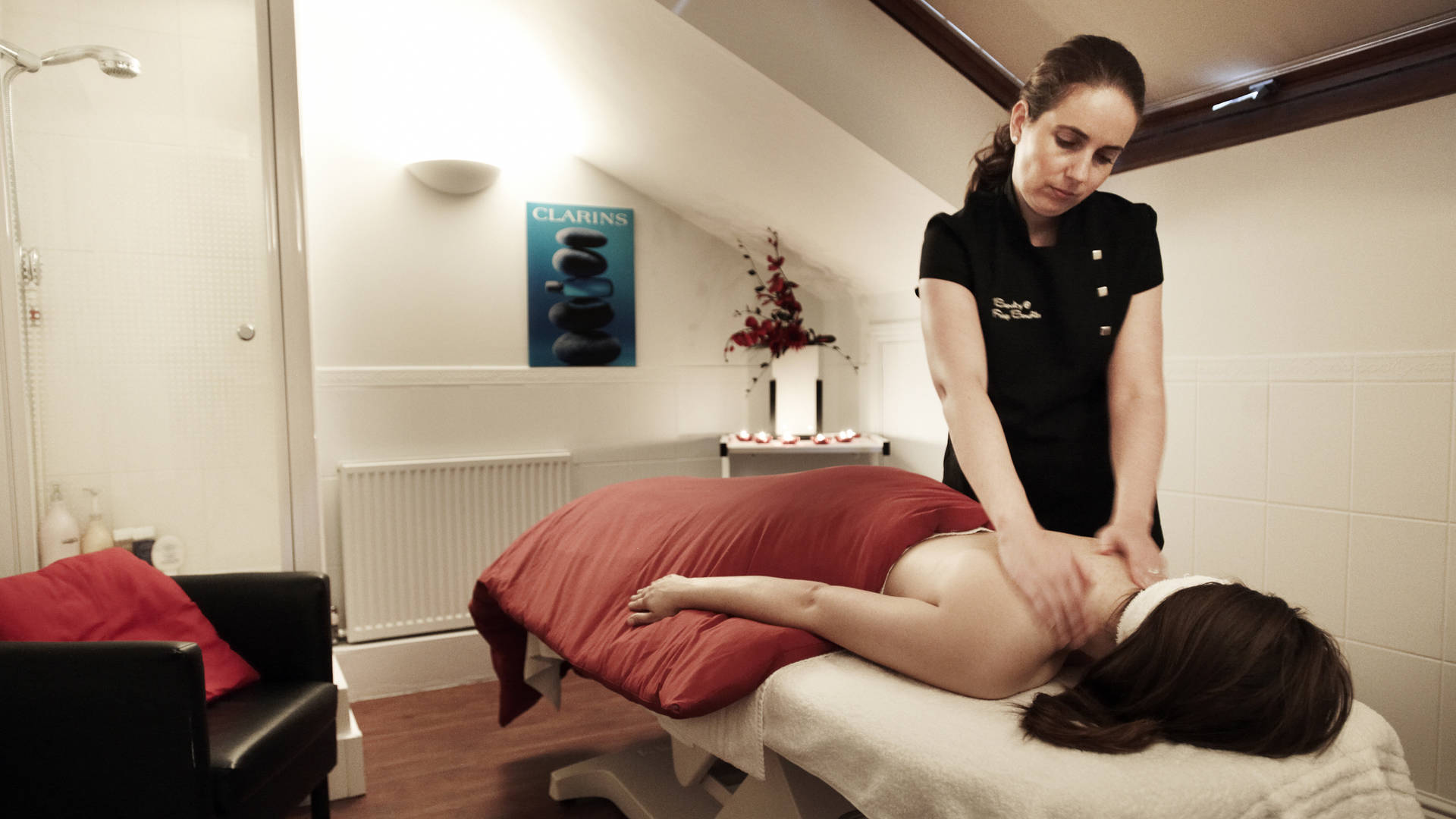 Spa Experience at The Warwickshire Image