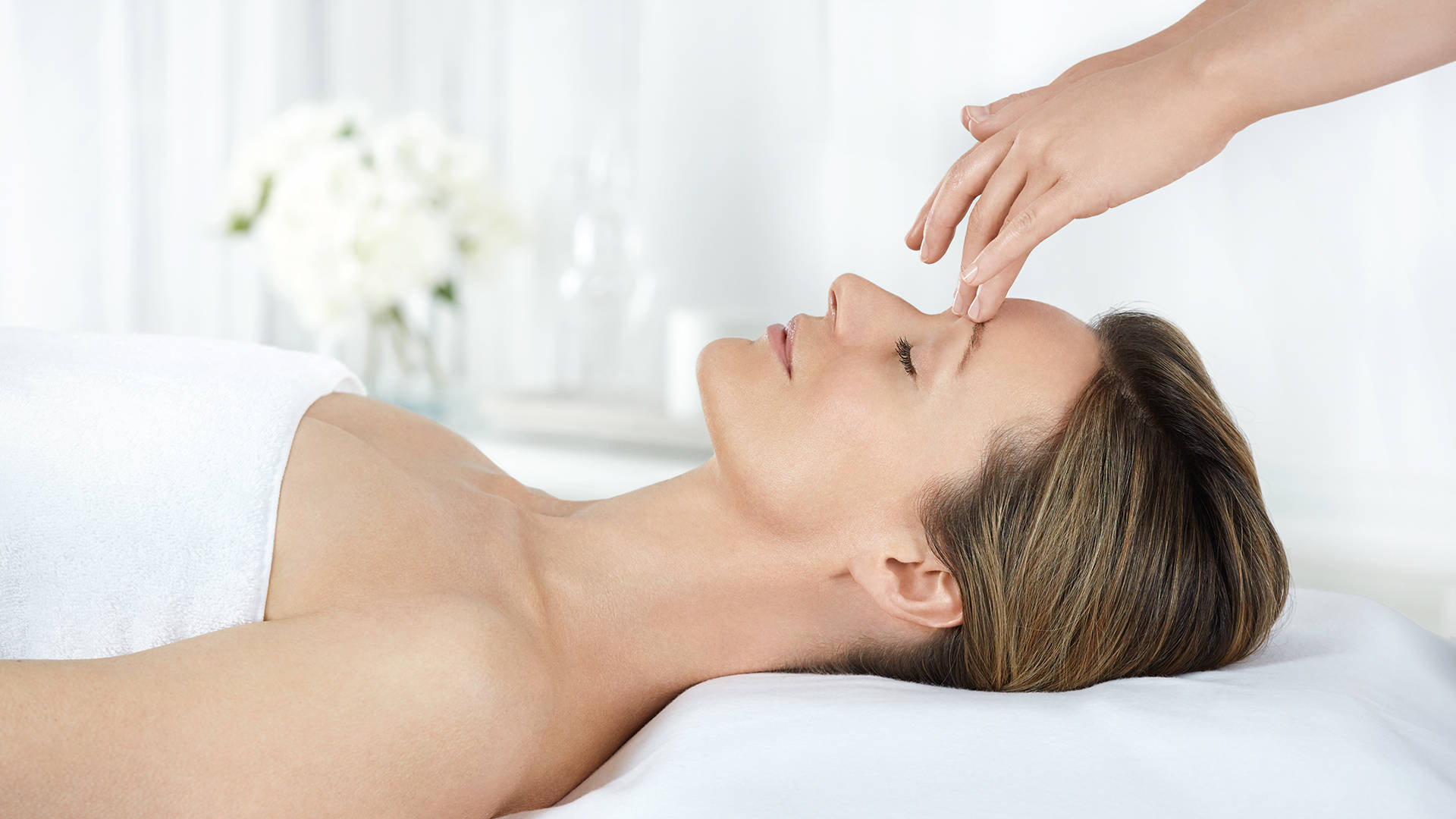 Elemis facial treatments at The Essex Golf and Country Club